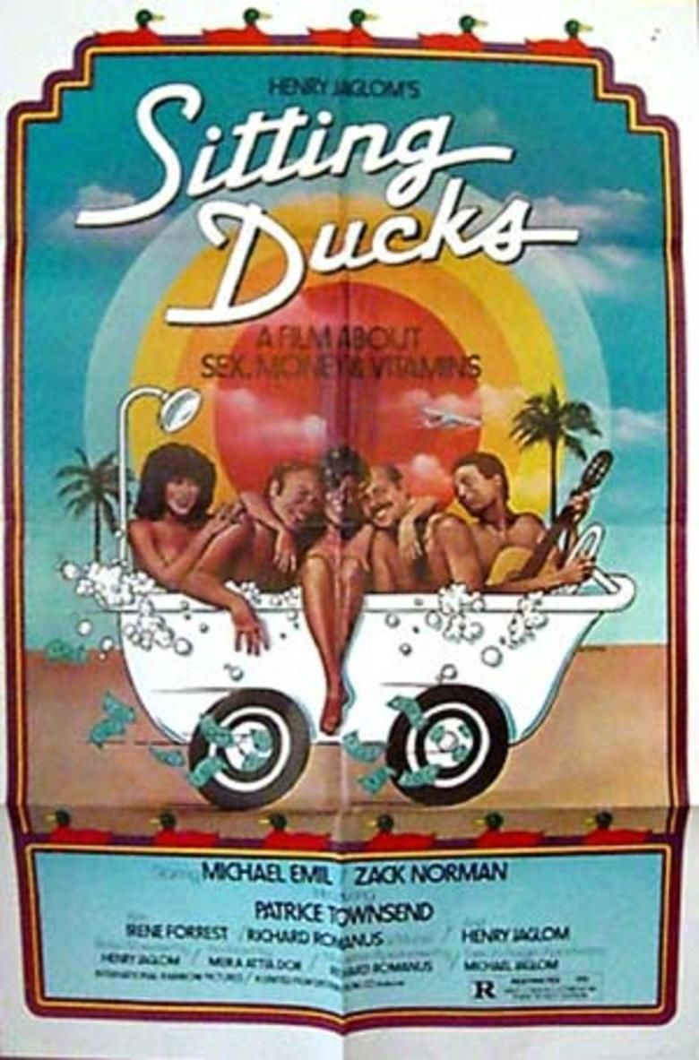 Sitting Ducks (film) movie poster