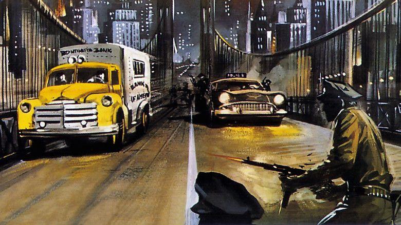 Six Bridges to Cross movie scenes