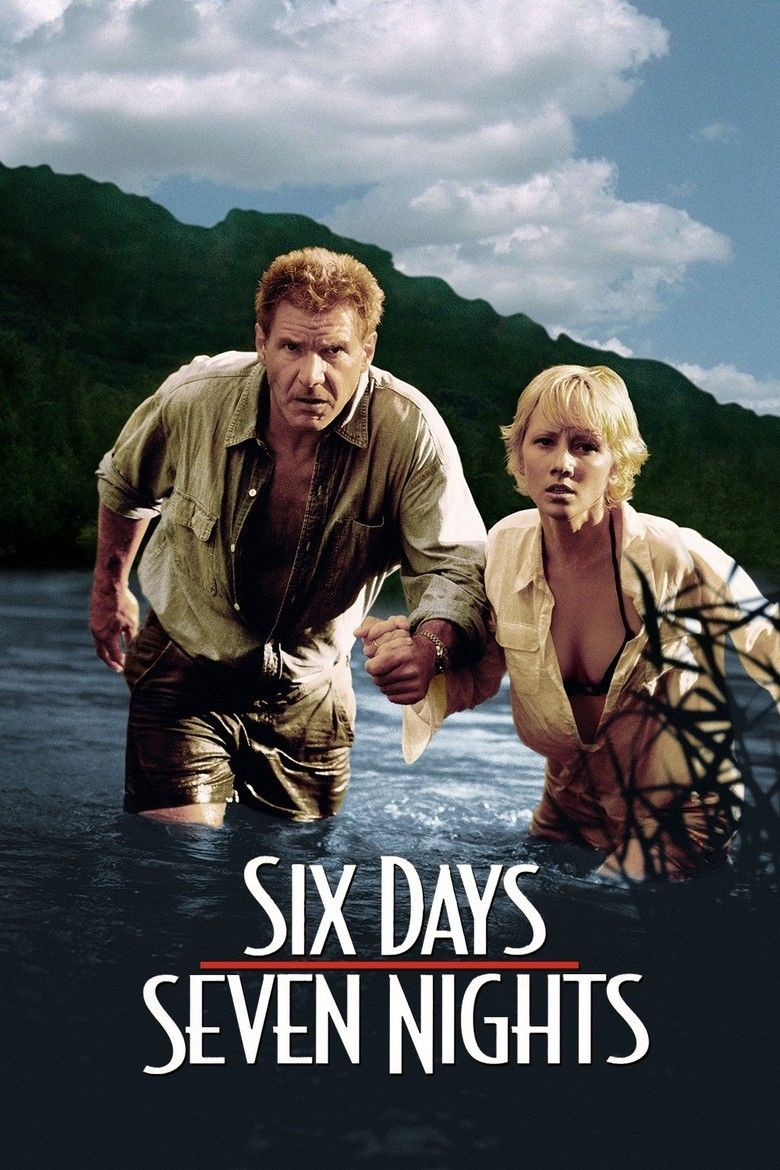 Six Days Seven Nights movie poster