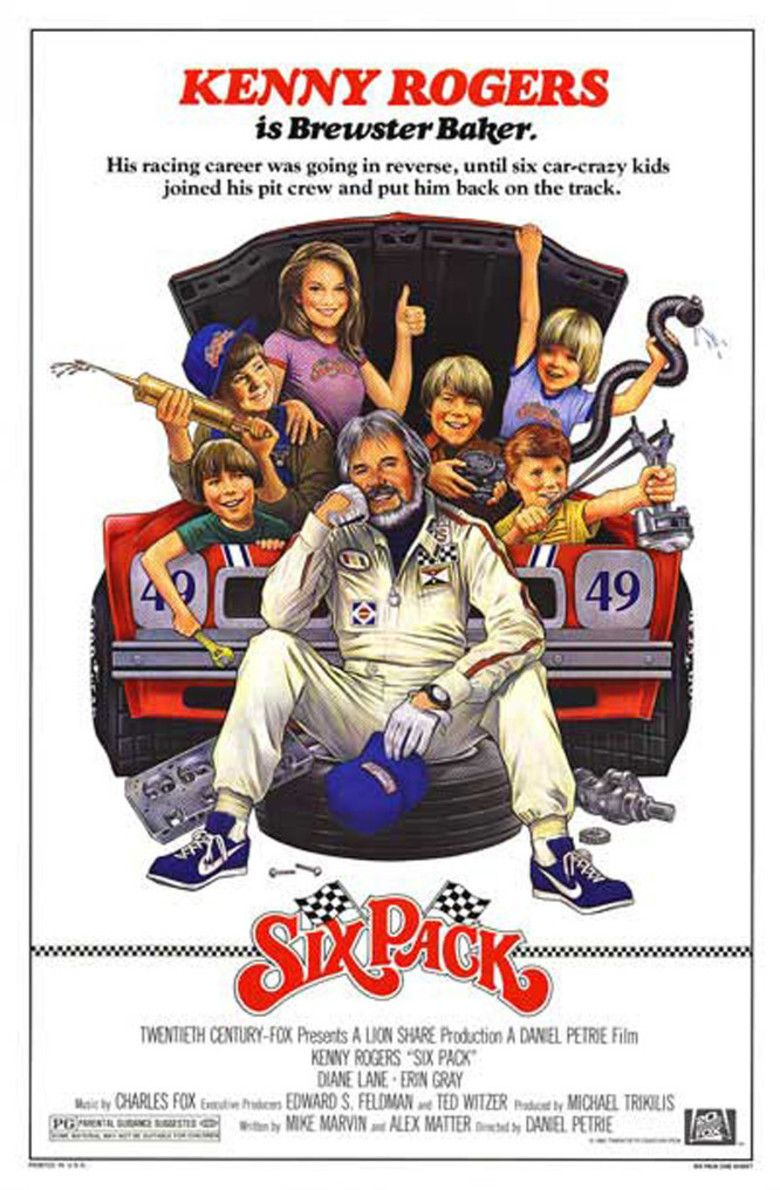 Six Pack (film) movie poster