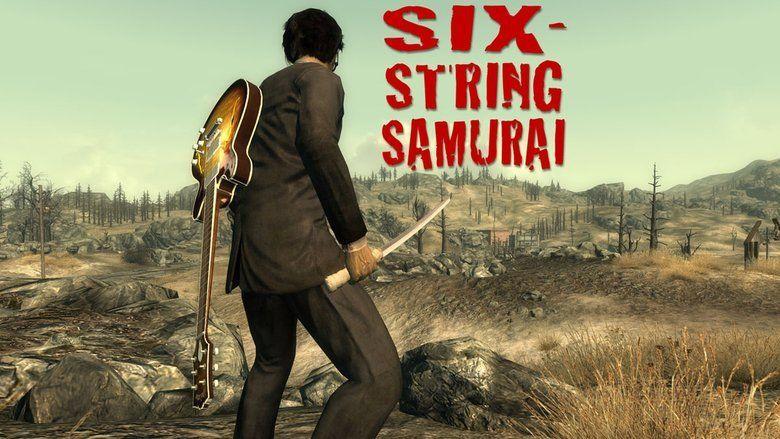 Six String Samurai movie scenes