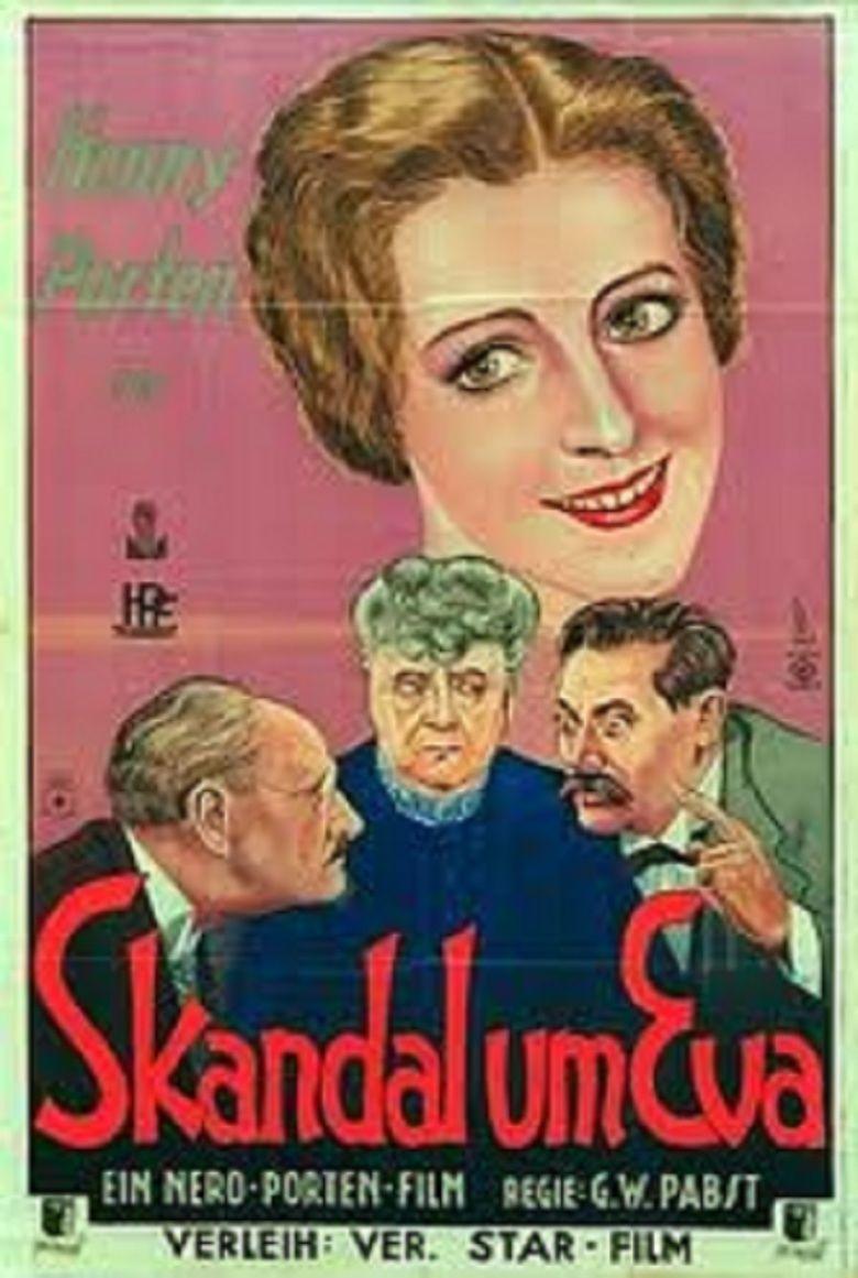 Skandal um Eva movie poster