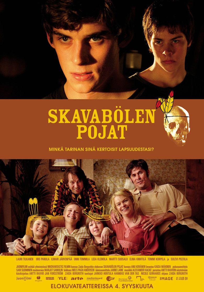 Skavabolen pojat movie poster