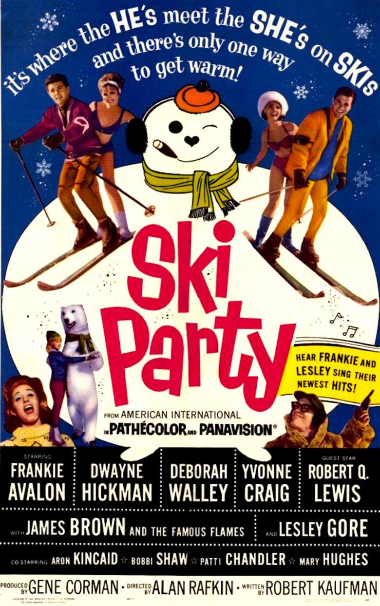 Ski Party movie poster