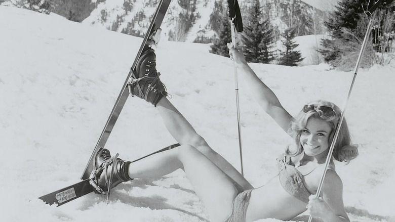 Ski Party movie scenes