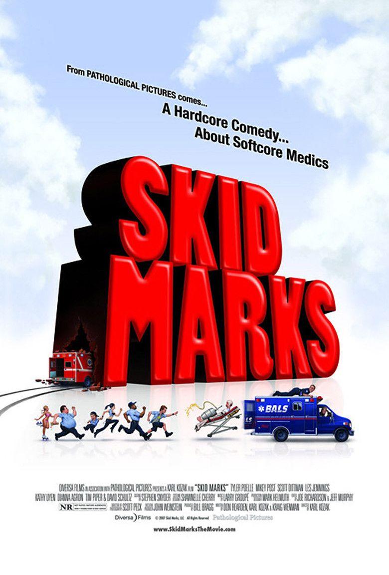 Skid Marks (film) movie poster