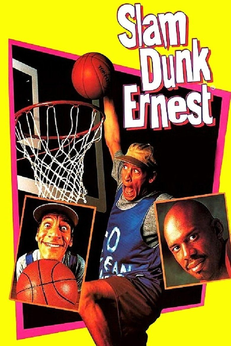 Slam Dunk Ernest movie poster