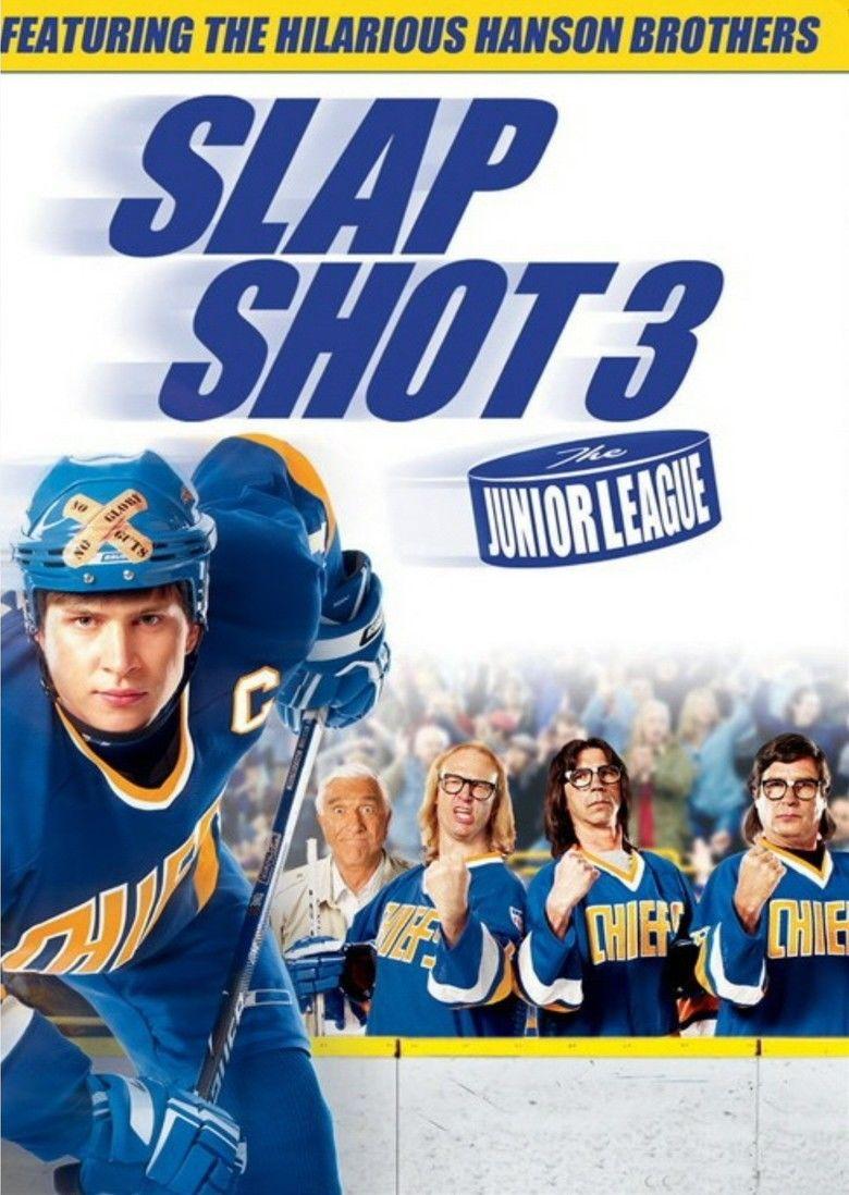Slap Shot 3: The Junior League movie poster