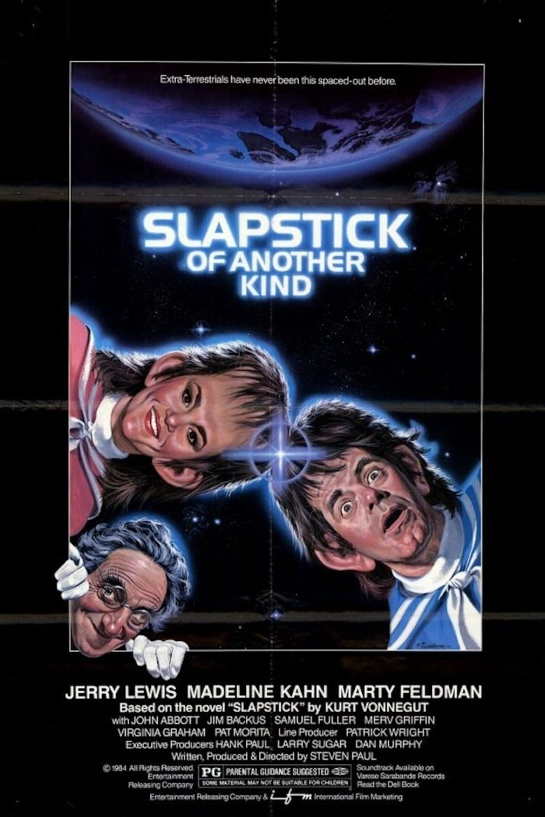 Slapstick of Another Kind movie poster
