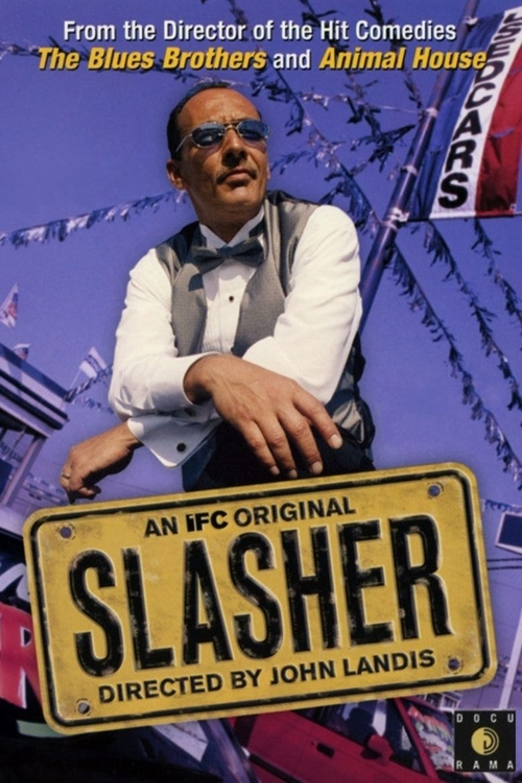 Slasher: an IFC Original movie poster
