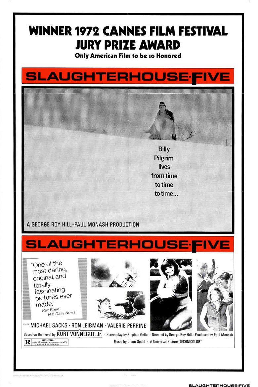 Slaughterhouse Five (film) movie poster
