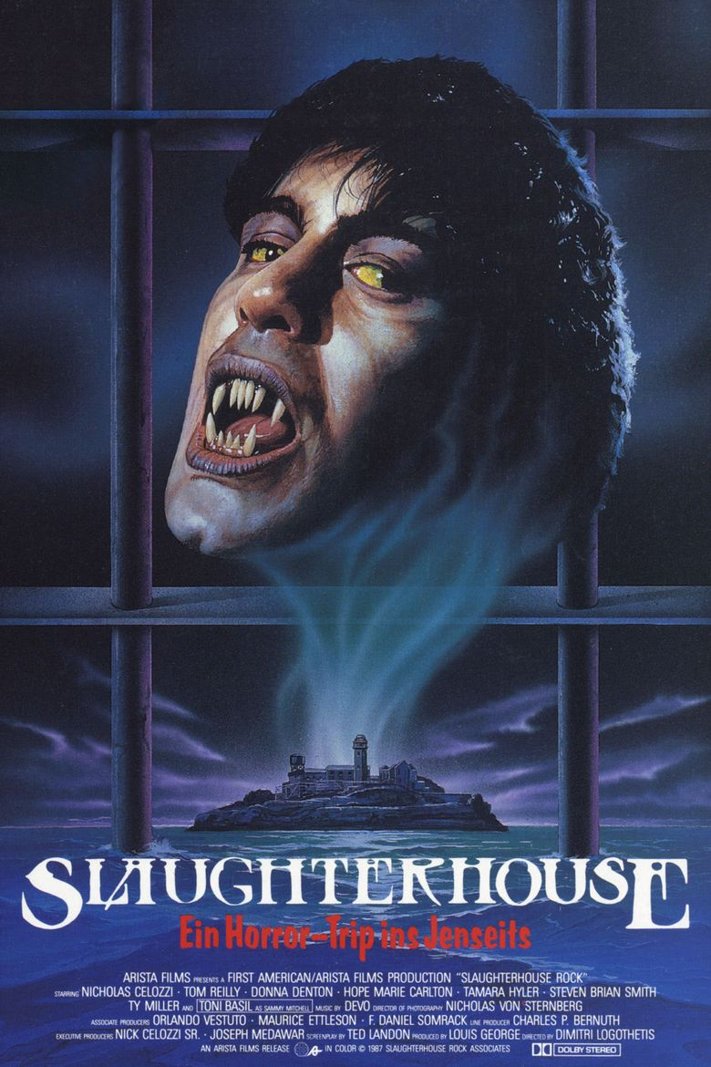 Slaughterhouse Rock movie poster