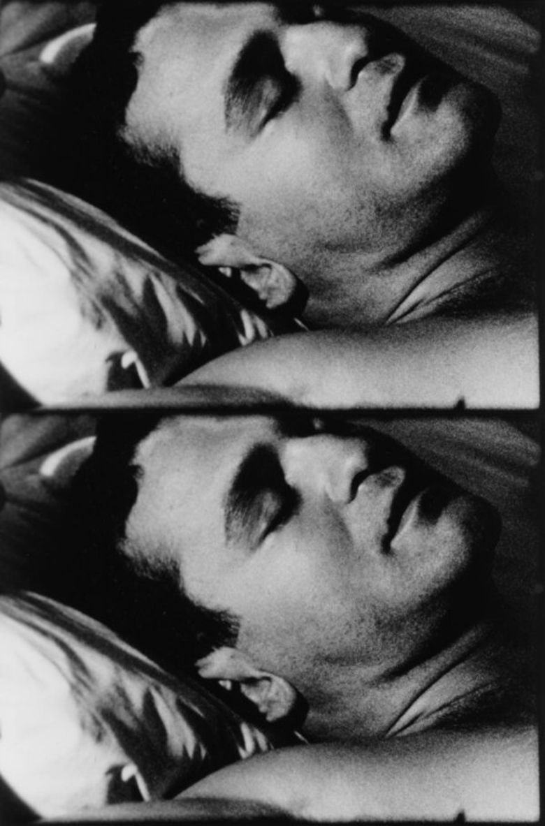 Sleep (film) movie poster