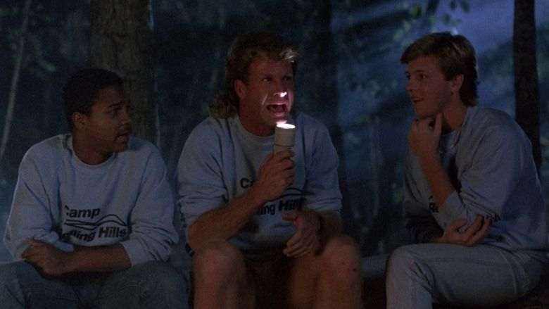 Sleepaway Camp II: Unhappy Campers movie scenes