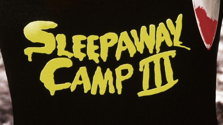 Sleepaway Camp III: Teenage Wasteland movie scenes