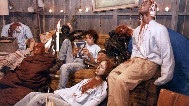 Sleepaway Camp movie scenes