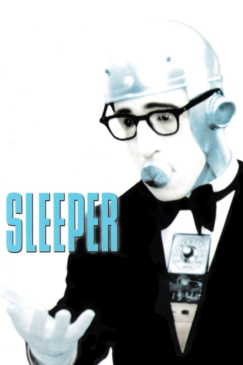 Sleeper (1973 film) movie poster
