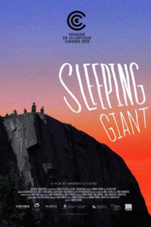 Sleeping Giant (film) movie poster