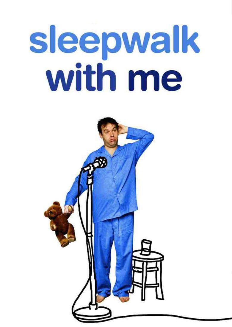 Sleepwalk with Me movie poster