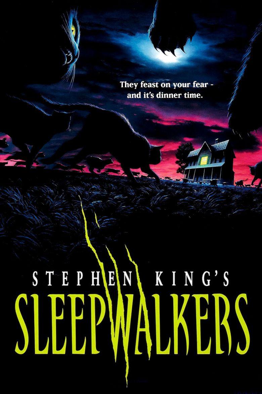 Sleepwalkers (film) movie poster