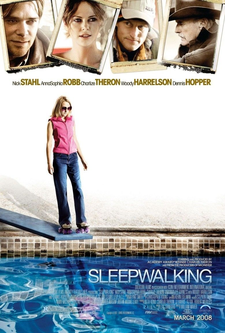 Sleepwalking (film) movie poster