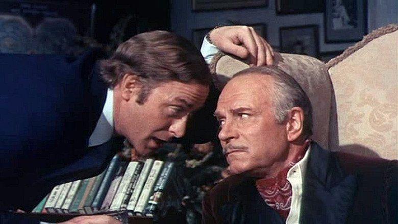 Sleuth (1972 film) movie scenes