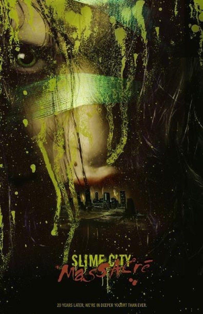 Slime City Massacre movie poster