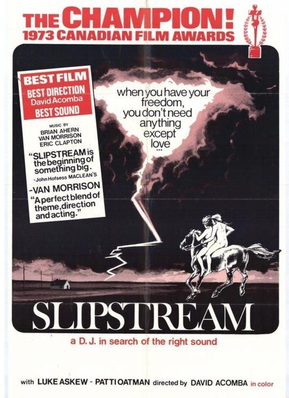 Slipstream (1973 film) movie poster
