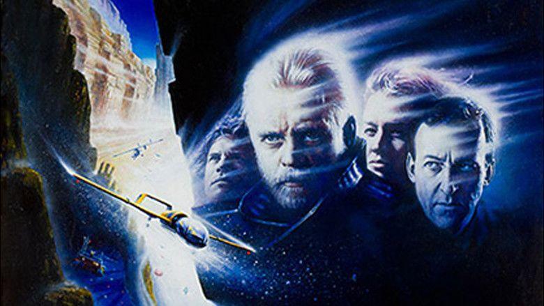 Slipstream (1989 film) movie scenes