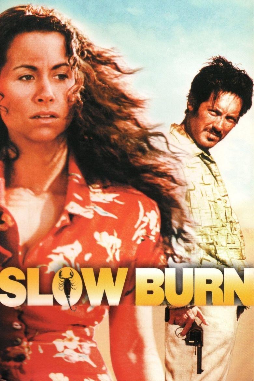 Slow Burn (2000 film) movie poster