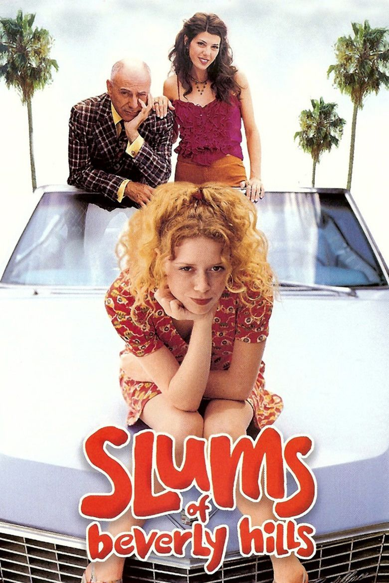 Slums of Beverly Hills movie poster