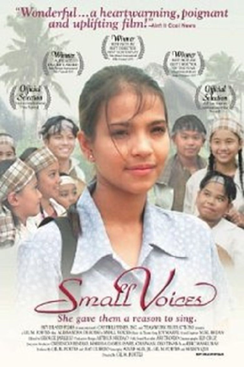 Small Voices movie poster