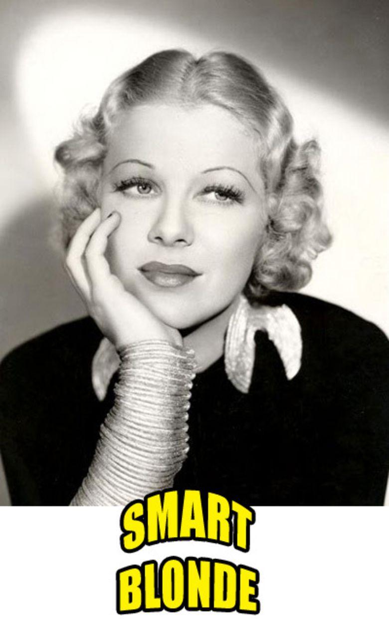 Smart Blonde movie poster