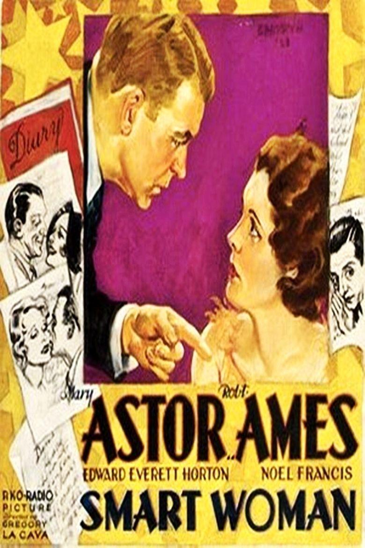 Smart Woman (1931 film) movie poster