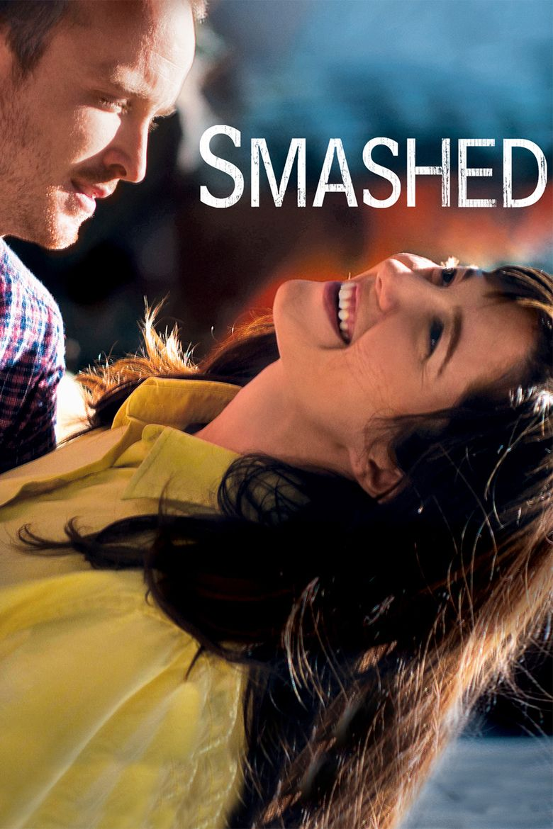 Smashed (film) movie poster