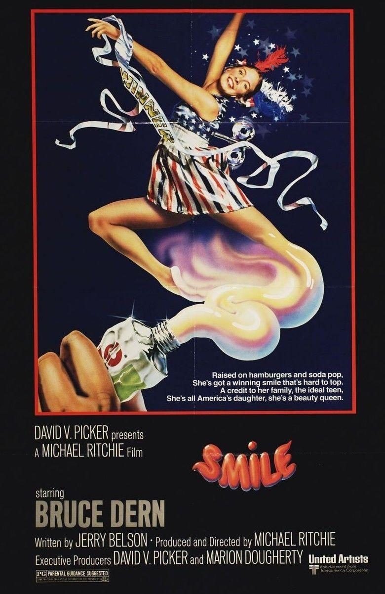 Smile (1975 film) movie poster