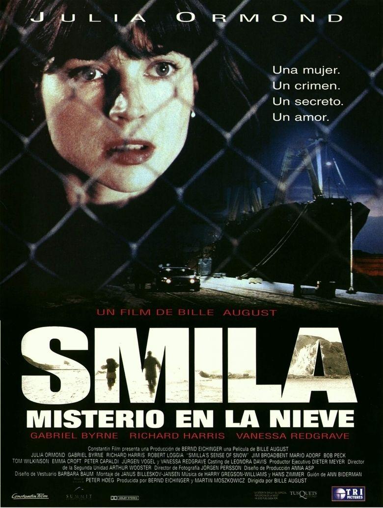 Smillas Sense of Snow (film) movie poster