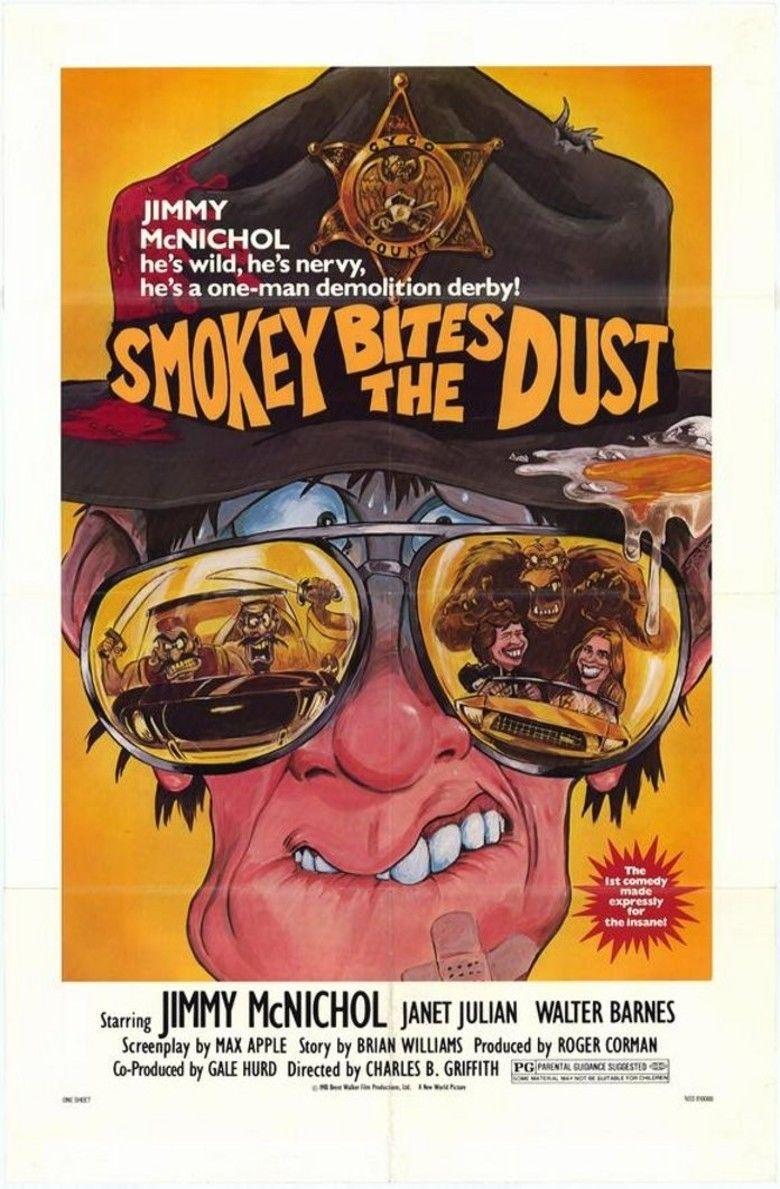Smokey Bites the Dust movie poster