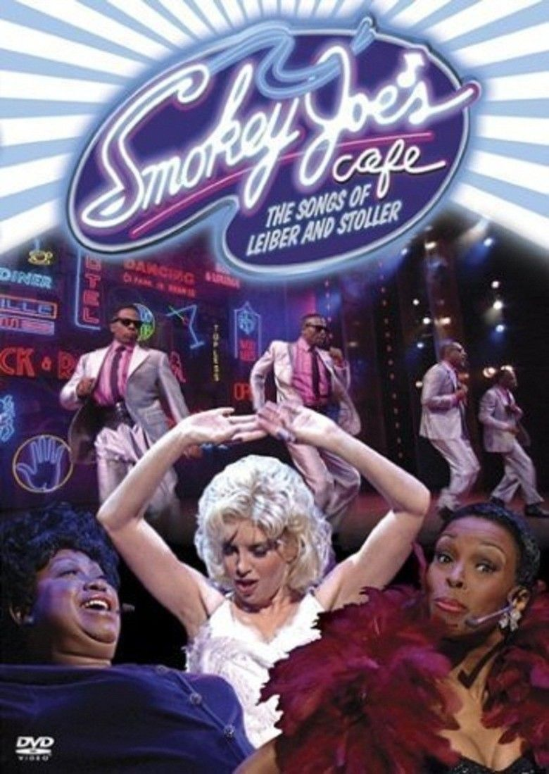 Smokey Joes Cafe: Direct from Broadway movie poster