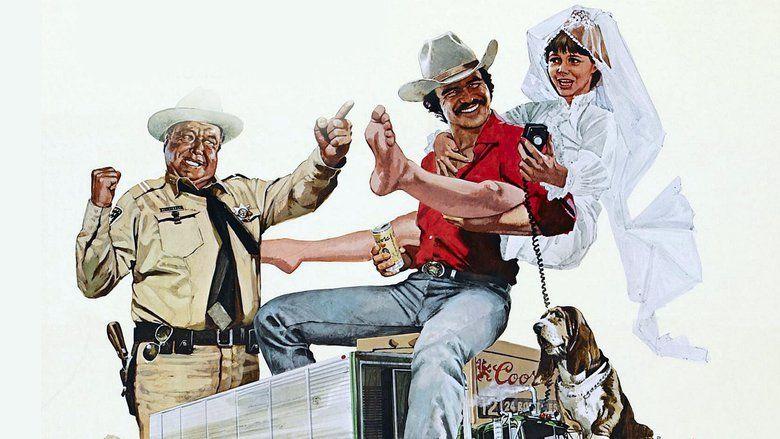 Smokey and the Bandit movie scenes