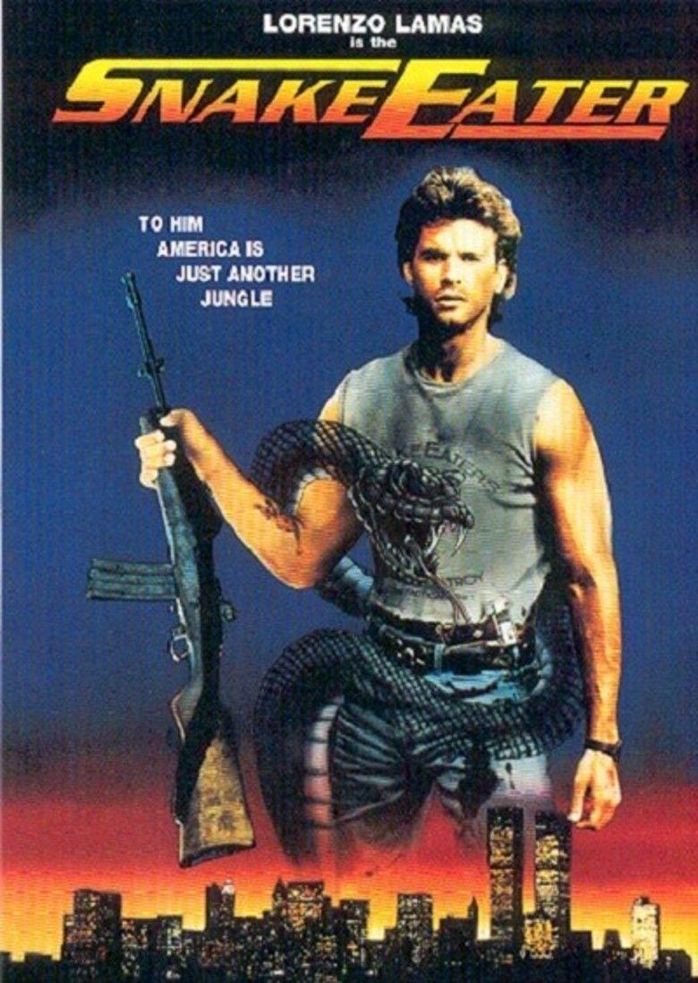 Snake Eater (film) movie poster