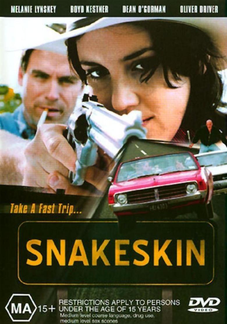 Snakeskin (film) movie poster