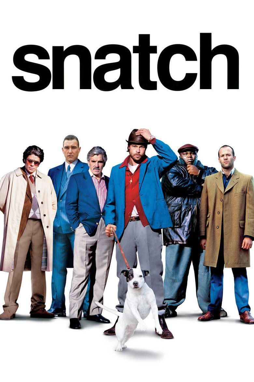 Snatch (film) movie poster