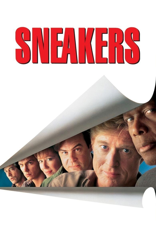 Sneakers (1992 film) movie poster