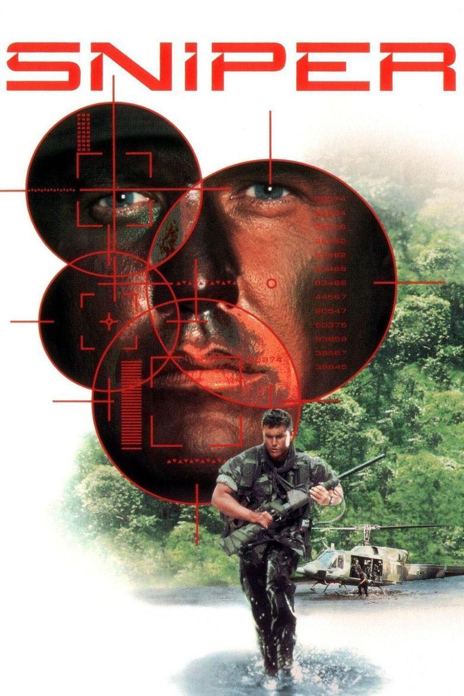 Sniper (1993 film) movie poster