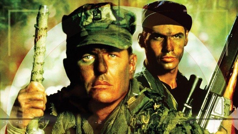 Sniper (1993 film) movie scenes