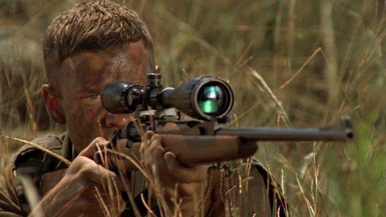 Sniper: Reloaded movie scenes
