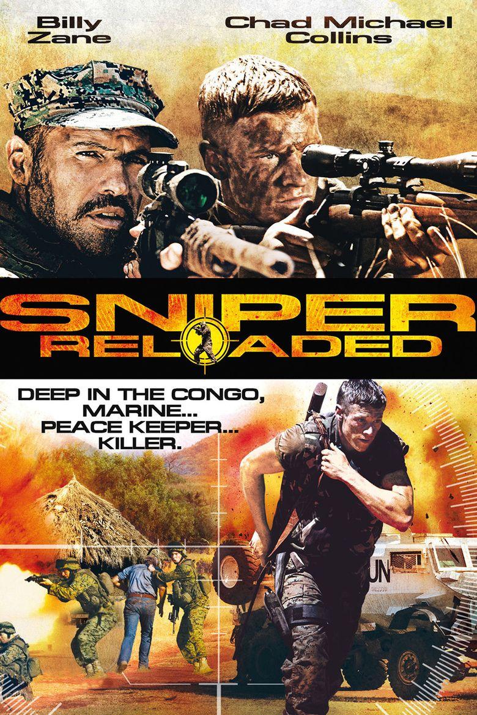 Sniper: Reloaded movie poster