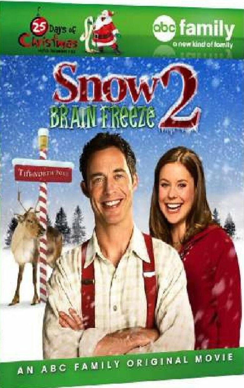 Snow 2: Brain Freeze movie poster