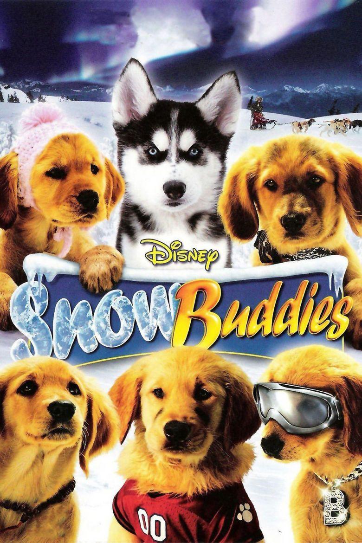 Snow Buddies movie poster